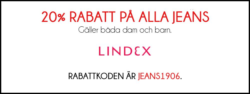 lindex jeans 20%