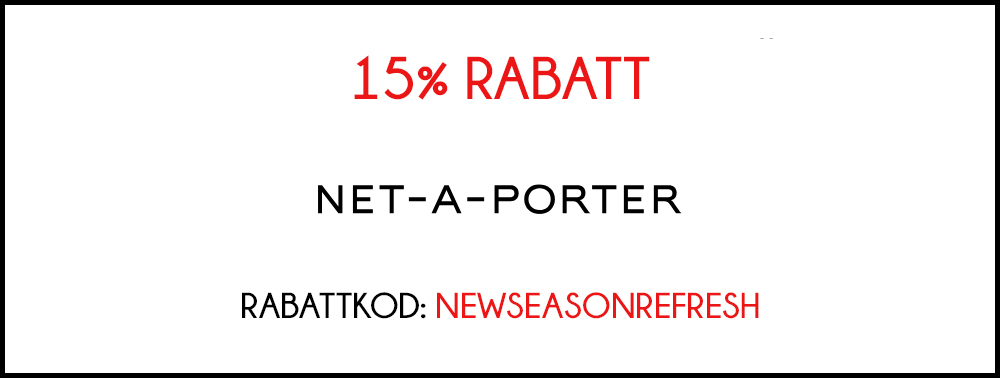 net-a-porter rabatt