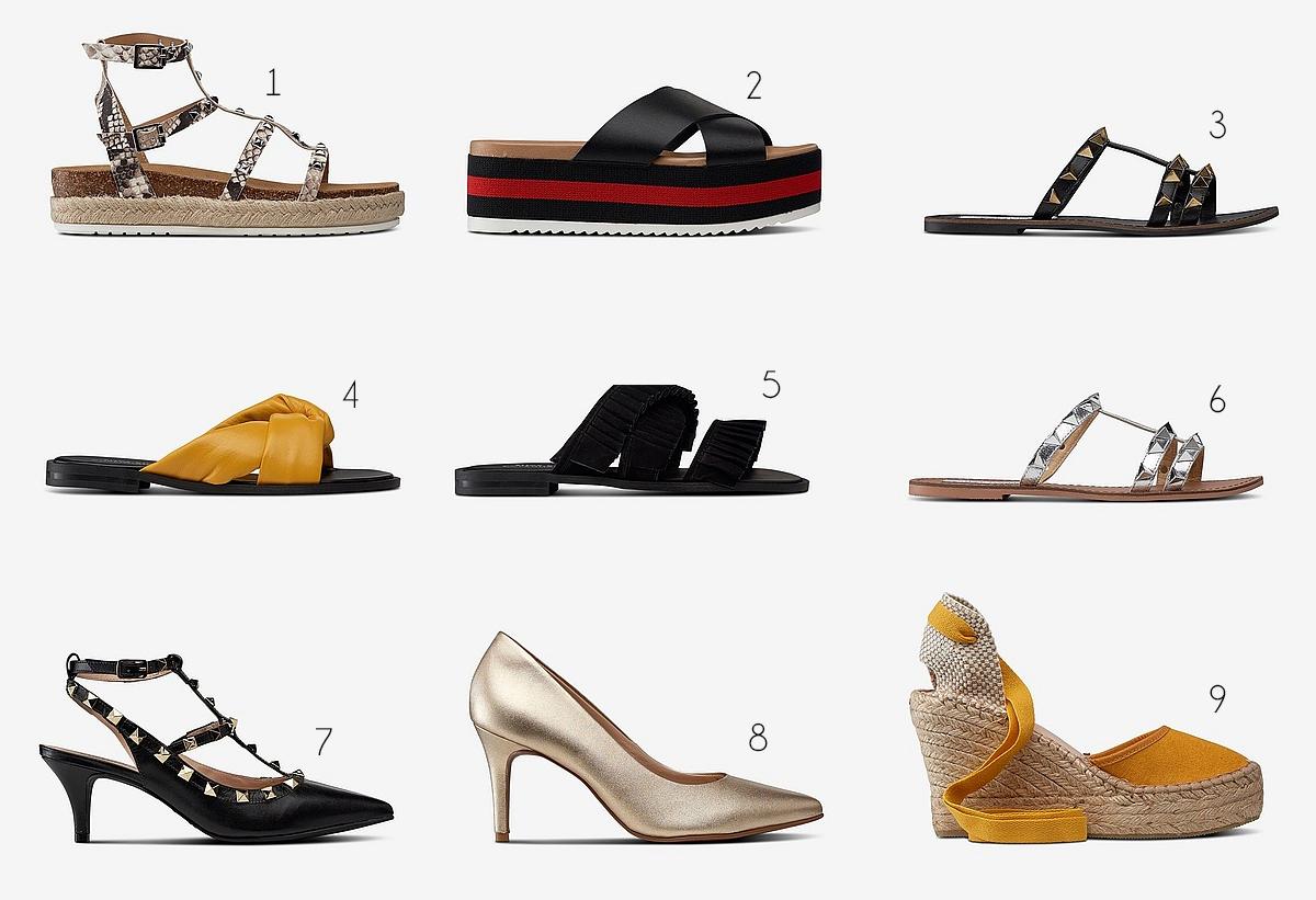 97ccf9098cb Ellos har släppt en ny kampanj som innebär att du får 3 för 2 på  skoavdelningen. Detta gäller även varumärken och jag har valt ut nio par  skor som jag ...